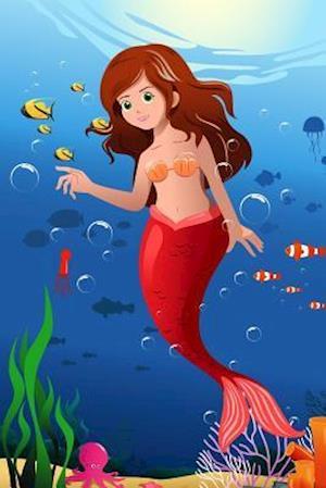 Bog, paperback Little Mermaid Under the Sea Journal af Cool Image