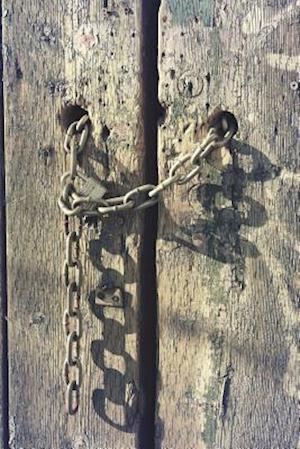 Bog, paperback The Locked Gate Journal af Cool Image