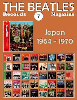 Bog, paperback The Beatles Records Magazine - No. 7 - Japan (1964 - 1970) af Juan Carlos Irigoyen Perez