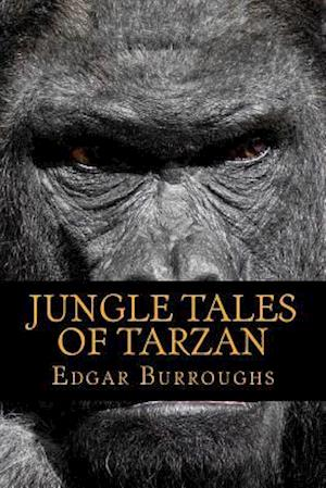 Bog, paperback Jungle Tales of Tarzan af Edgar Rice Burroughs