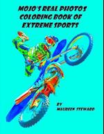 Mojo's Real Photos Coloring Book of Extreme Sports af Maureen Steward