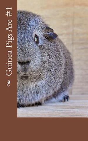 Bog, paperback Guinea Pigs Are #1 af One Jacked Monkey Publications