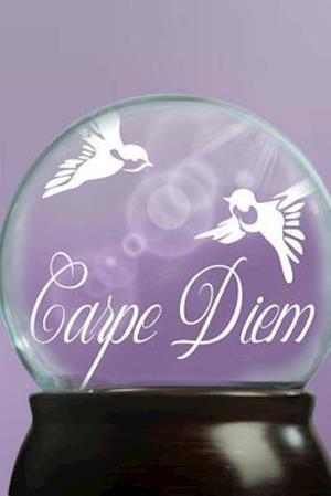 Bog, paperback Carpe Diem Glass Ball af Unique Journal