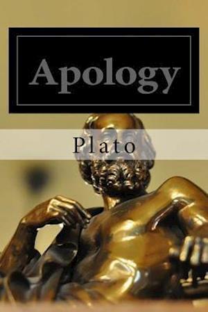 Bog, paperback Apology af Plato, Benjamin Jowett
