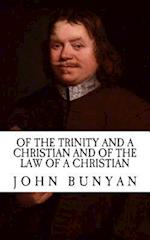 Of the Trinity and a Christian