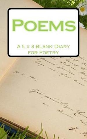 Bog, paperback Poems af One Jacked Monkey Publications