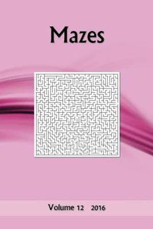 Bog, paperback Mazes af A. Puzzler