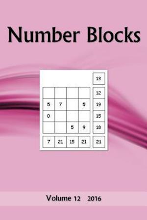 Bog, paperback Number Blocks af A. Puzzler