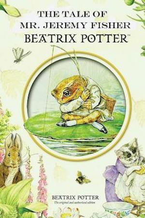 Bog, paperback The Tale of MR Jeremy Fisher af Beatrix Potter
