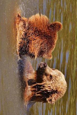 Bog, paperback Two Bear Cubs Taking a Bath af Unique Journal