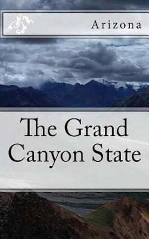 Bog, paperback Arizona - The Grand Canyon State af Travel Books