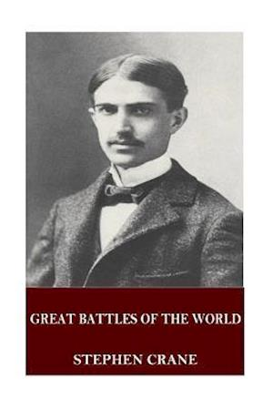 Bog, paperback Great Battles of the World af Stephen Crane