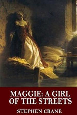 Bog, paperback Maggie af Stephen Crane