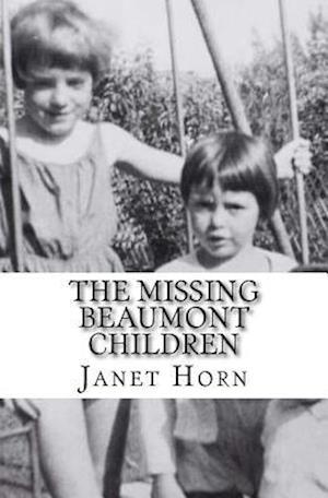 Bog, paperback The Missing Beaumont Children af Janet Horn