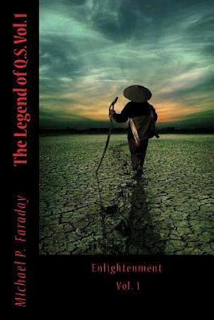 Bog, paperback The Legend of Q.S. af MICHAEL P. FARADAY
