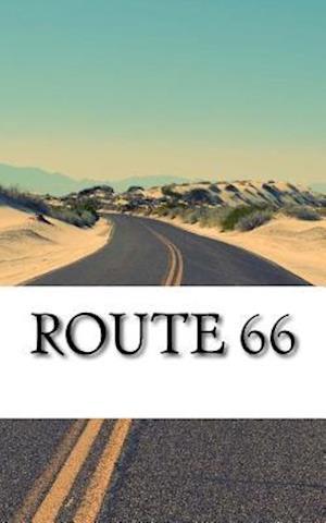 Bog, paperback Route 66 af Travel Books