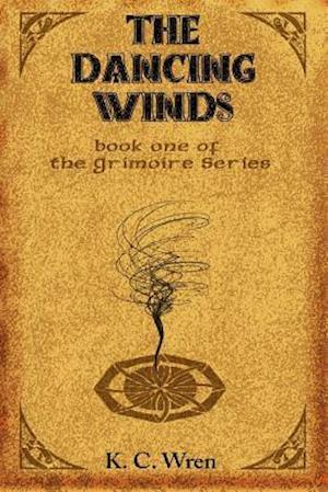 Bog, paperback The Dancing Winds af Kc Wren