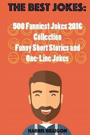 Bog, paperback The Best Jokes af Harris Billigon