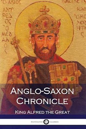 Bog, paperback Anglo-Saxon Chronicle af King Alfred the Great