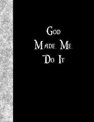 Bog, paperback God Made Me Do It af Ij Publishing LLC