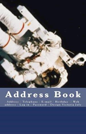 Bog, paperback Address Book af Victoria Joly