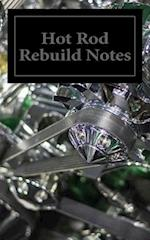 Hot Rod Rebuild Notes af Automotive Accessories Books