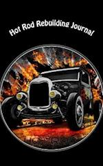 Hot Rod Rebuilding Journal af Automotive Accessories Books