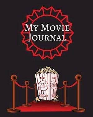 Bog, paperback My Movie Journal af Signature Kisses