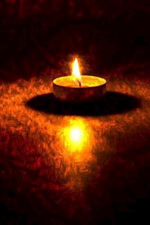 Bog, paperback Light One Candle Journal af Cs Creations