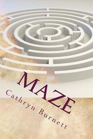 Bog, paperback Maze af Cathryn Burnett