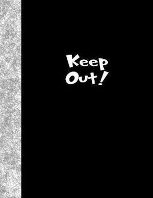 Bog, paperback Keep Out af Ij Publishing LLC