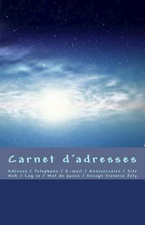 Bog, paperback Carnet D'Adresses af Victoria Joly
