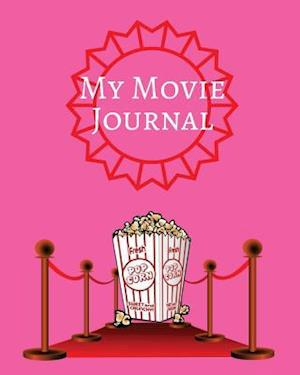 Bog, paperback My Movie Journal af Signature Kisses