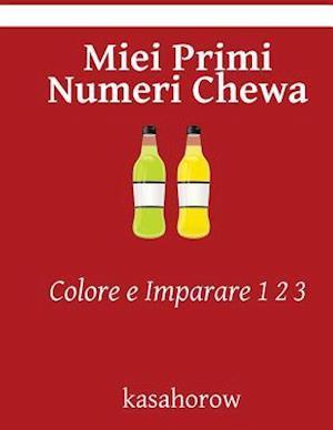 Bog, paperback Miei Primi Numeri Chewa af kasahorow