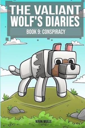 Bog, paperback The Valiant Wolf's Diaries (Book 9) af Mark Mulle