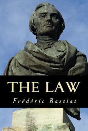 Bog, paperback The Law af Frederic Bastiat