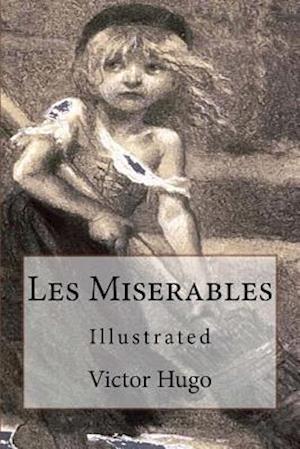 Bog, paperback Les Miserables af Victor Hugo