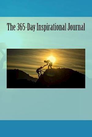 Bog, paperback The 365-Day Inspirational Journal af Inspirational Motivational Books