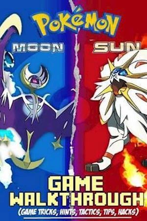 Bog, paperback Pokemon Sun and Moon af Adrian King