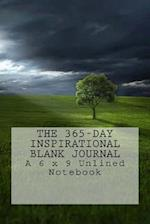 The 365-Day Inspirational Blank Journal af Inspirational Motivational Books