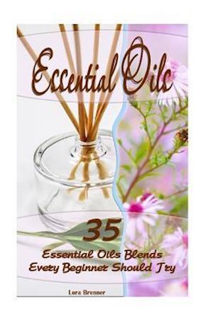 Bog, paperback Essential Oils af Lora Brenner