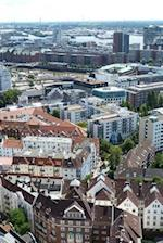 An Aerial View of the Beautiful City of Hamburg, Germany