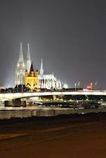 Cityscape of the City of Cologne in Germany