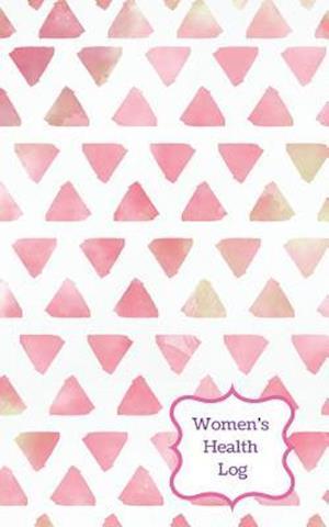 Bog, paperback Women's Health Log af Signature Planner Journals