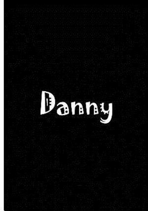 Bog, paperback Danny - Personalized Journal / Notebook / Blank Lined Pages af Ethi Pike