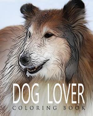 Bog, paperback Dog Lover Coloring Book af Alexander Thomson