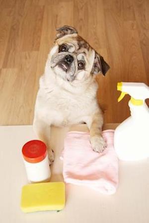 Bog, paperback Dog Doing Housework Journal - No, Really. af Cool Image