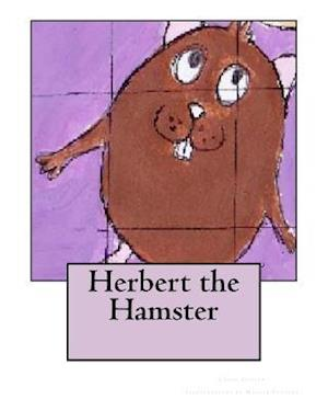 Bog, paperback Herbert the Hamster af Carol Glover
