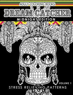 Bog, paperback Dream Catcher Coloring Book Midnight Edition Vol.1 af Dream Catcher Coloring Book, Una R. Richards