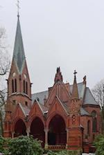 St. Andrew's Monastery Church in the Old City of Dusseldorf, Germany